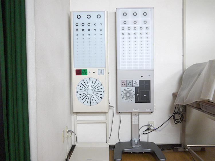 視力検査計